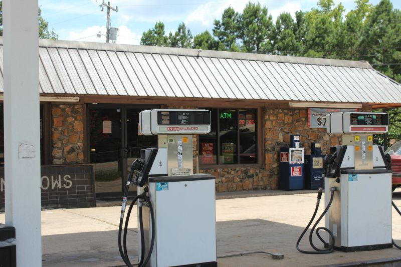 Simmons Gas Station